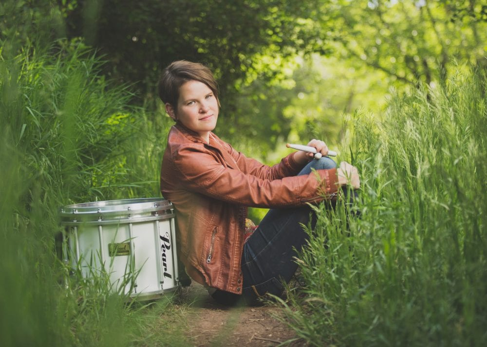 Musical_Senior_Portraits_In_Durango_Colorado